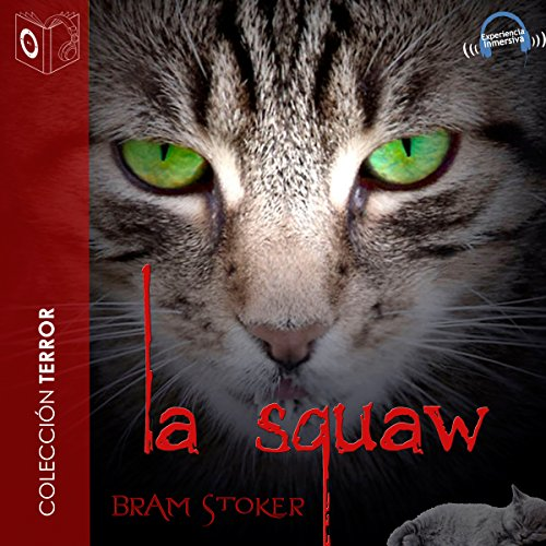 La squaw [The Squaw] audiobook cover art