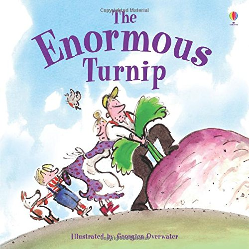 The Enormous Turnip (Picture Books) [Jul 01, 2014] Daynes, Katie