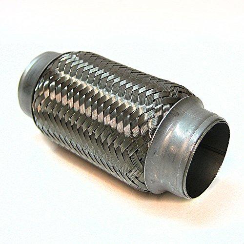 55 X 150mm Flexrohr Flexibles Auspuff Rohr Universal