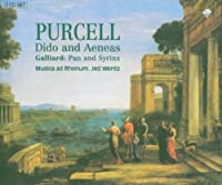 パーセル:歌劇「ディドーとエネアス」(2枚組)