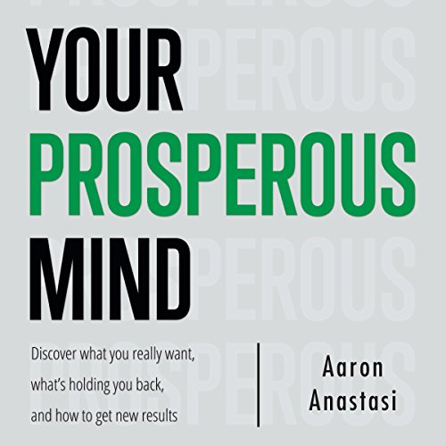 Your Prosperous Mind audiobook cover art