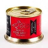 Bloc de Foie Gras trufado - 130g Mariscal & Sarroca -