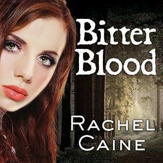 Bitter Blood audiobook cover art