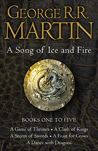 A Game of Thrones: The Story Continues Books 1-5: The bestselling epic fantasy masterpiece that inspired the award-winning HBO TV series GAME OF THRONES (A Song of Ice and Fire) (English Edition)