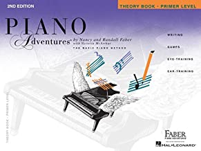 Primer Level - Theory Book: Piano Adventures