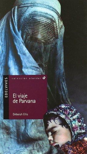 El viaje de Parvana: 48 (Alandar)