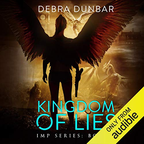 Kingdom of Lies cover art
