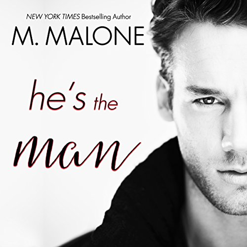 He's the Man audiobook cover art