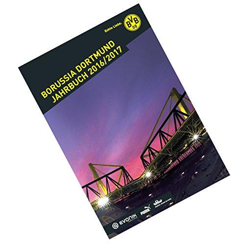 Borussia Dortmund Jahrbuch / Buch / Chronik 2016/17 FCB - plus gratis Aufkleber forever Dortmund