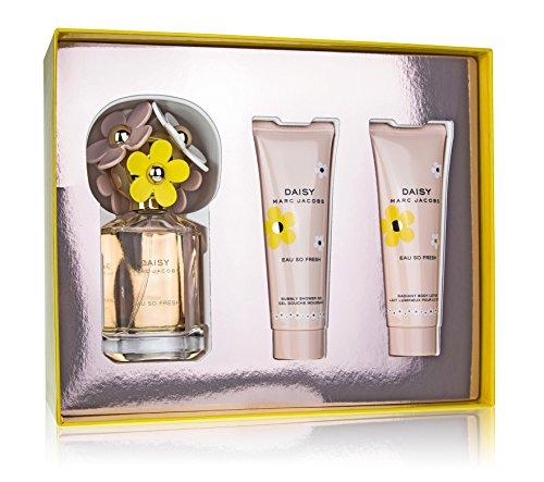 Marc Jacobs Daisy Eau So Fresh Set 75ml Eau de Toilete+75ml Body Lotion+75ml shower Gel