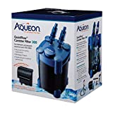 Aqueon QuietFlow Canister Filter 55-100...