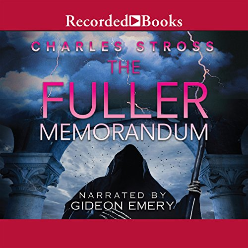The Fuller Memorandum audiobook cover art