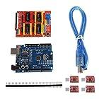 CNC シールド V3 3D プリンタ + 4xA4988 ドライバ + UNO R3 Arduino のための w/USB ケーブル LB88