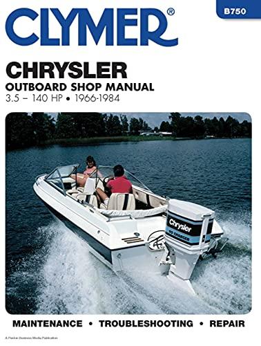 Chrysler Marine Outboard Engine (1966-1984) Service Repair Manual