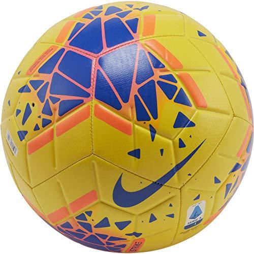 Nike Pallone Strike Serie A Giallo 19/20 SIZE 4 Giallo