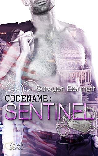 Codename: Sentinel (Jameson Force Security Group 2)