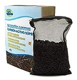 BPS (R) Carbón Activo Súper Acuario Material Filtrante para de Agua Dulce...