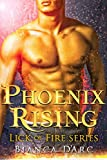 Phoenix Rising: Tales of the Were (Lick of Fire Book 1)