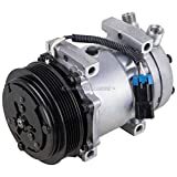 For Freightliner All Models New AC Compressor & A/C Clutch - BuyAutoParts 60-03764NA New