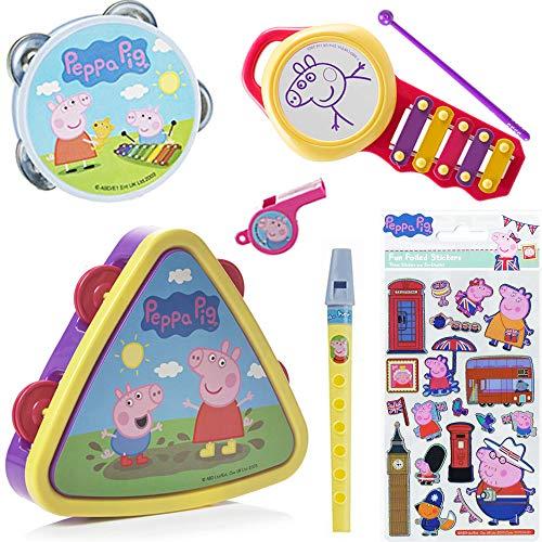 Trendy Tendency Peppa Pig Giocattoli - Gioco Musicale per Bambini