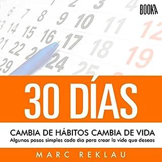 30 Días [30 Days] audiobook cover art