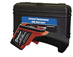 top rated Dual Laser Infrared Thermometer Mastercool (52224-C) 2021