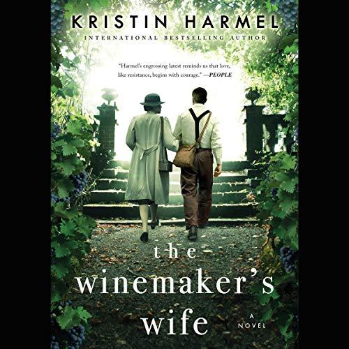 Page de couverture de The Winemaker's Wife