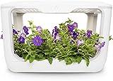Kozzyfresh Indoor Garden Kit. 70+ Herb Hydroponic Grow System. Stackable 15-Pods Smart Garden. Automatic Timer. 35W High Efficient Full-Spectrum LED.Indoor Herb Germination Kit.