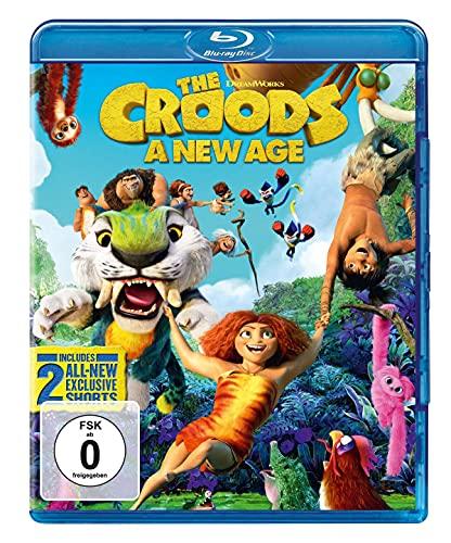 Die Croods - Alles auf Anfang [Blu-ray]
