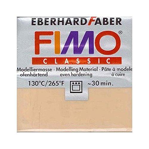 FIMO Klassische Modelliermasse, Beige