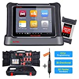 Autel Maxisys Elite Diagnostic Tool with 2 Years Updates(US Only)+MV108, J2534 ECU Programming, Full Bi-Directional, OE Level Diagnostics, 36 Service Functions, Upgraded of MK908P, MS908S PRO