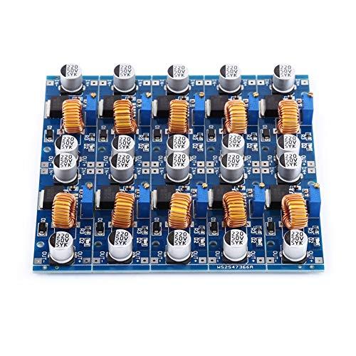 Módulo convertidor 1DC-DC 0PCS 5A XL4015 DC-DC Módulo de fuente de alimentación ajustable reductor Cargador