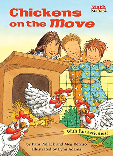 Chickens on the Move: Measurement: Perimeter (Math Matters ®)