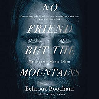 No Friend but the Mountains cover art