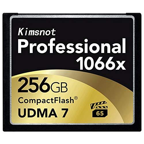 Tarjeta profesional CF de 64 GB, 128 GB, 32 GB, 256 GB, Compactflash 1066 x UDMA7 de alta velocidad, 160 MB/s (32 GB)