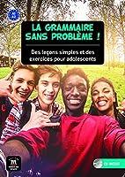 La grammaire sans probleme!: Livre + audio CD