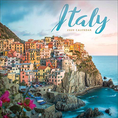 Italy Mini Square Wall Calendar 2020
