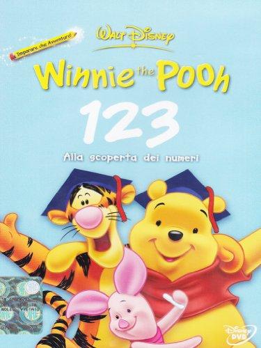 Winnie The Pooh - 123 Alla Scoperta Dei Numeri [Italia] [DVD]