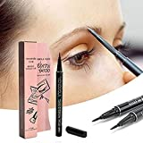 Luxforia 7 day tattoo eyebrow pen (dark brown)