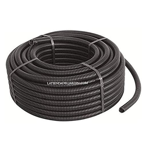 TUBO CORRUGADO 32MM 50 MTS. Tubería corrugada utilizada para proteger los cables...