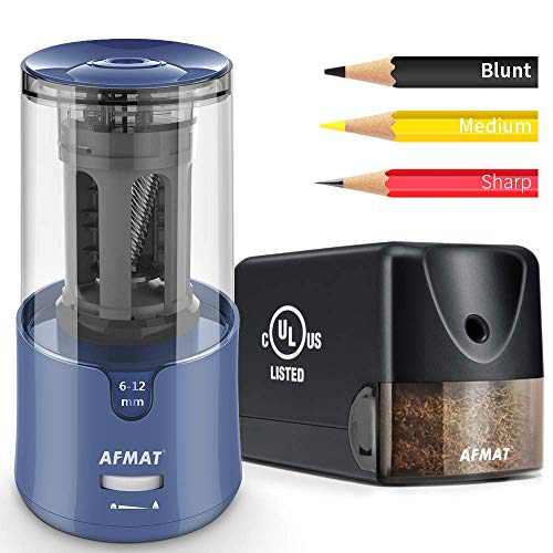 Horizontal and Vertical Electric Pencil Sharpener Plug in, PS13+PS93