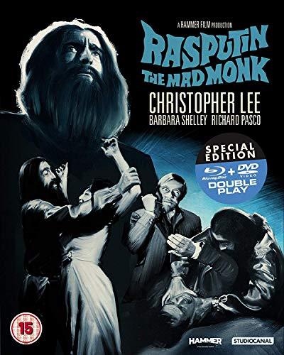 Rasputin, the Mad Monk [Blu-ray] [Import anglais]