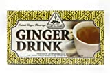 Intra Instant Ginger Drink (Jahe Wangi) in 16oz (500g) Box. (Pack of 1)