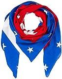 Tommy Hilfiger Logo Square Pañuelo, Multicolor, Talla única (Talla del...