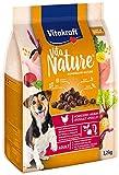 Vitakraft Vita Nature - Croquettes Premium pour Chien Saveur Poulet, Betterave et Amarante 1,2 kg