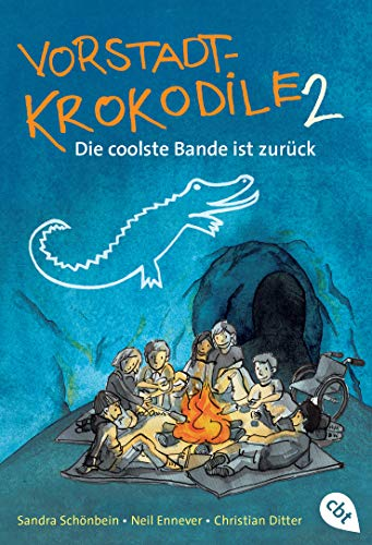 Vorstadtkrokodile 2 – Die coolste Bande ist zurück: Band 2 - Die coolste Bande ist zurück (Die Vorstadtkrokodile-Reihe)