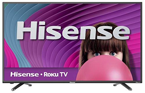 Hisense 43H4D Roku 43-inch HD Smart DLED TV