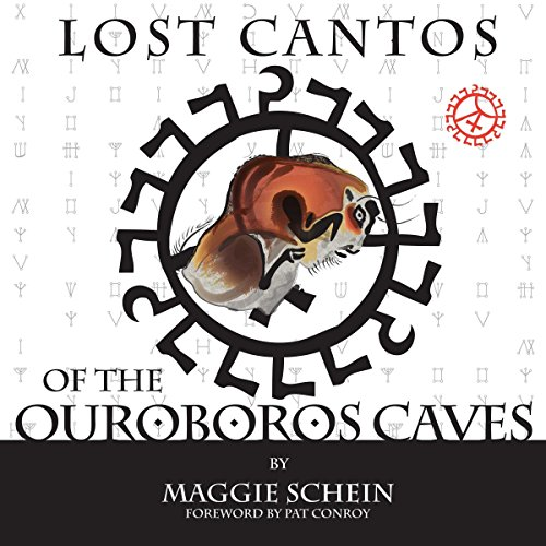 Lost Cantos of the Ouroboros Caves audiobook cover art