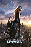 Divergent - One Sheet Die Bestimmung Sci-Fi Romanze Neil