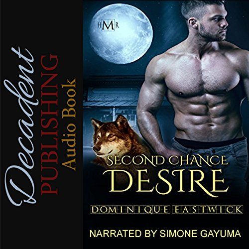 Second Chance Desire audiobook cover art